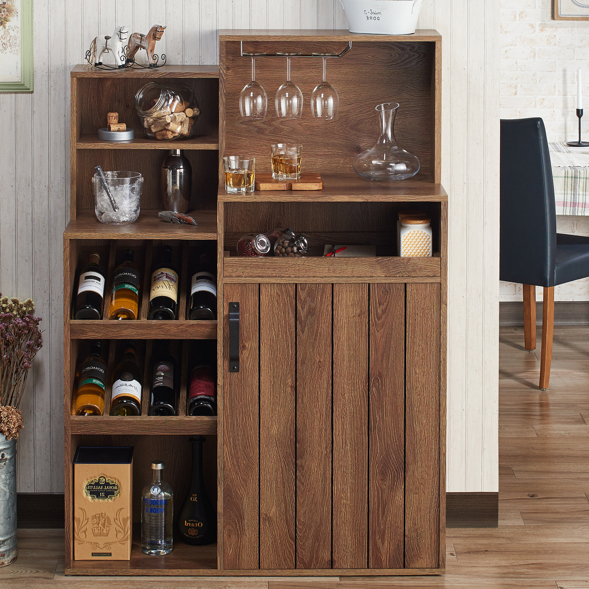 Details About Union Rustic Pesina Buffet Table With Regard To Saucedo Rustic White Buffets (View 13 of 20)