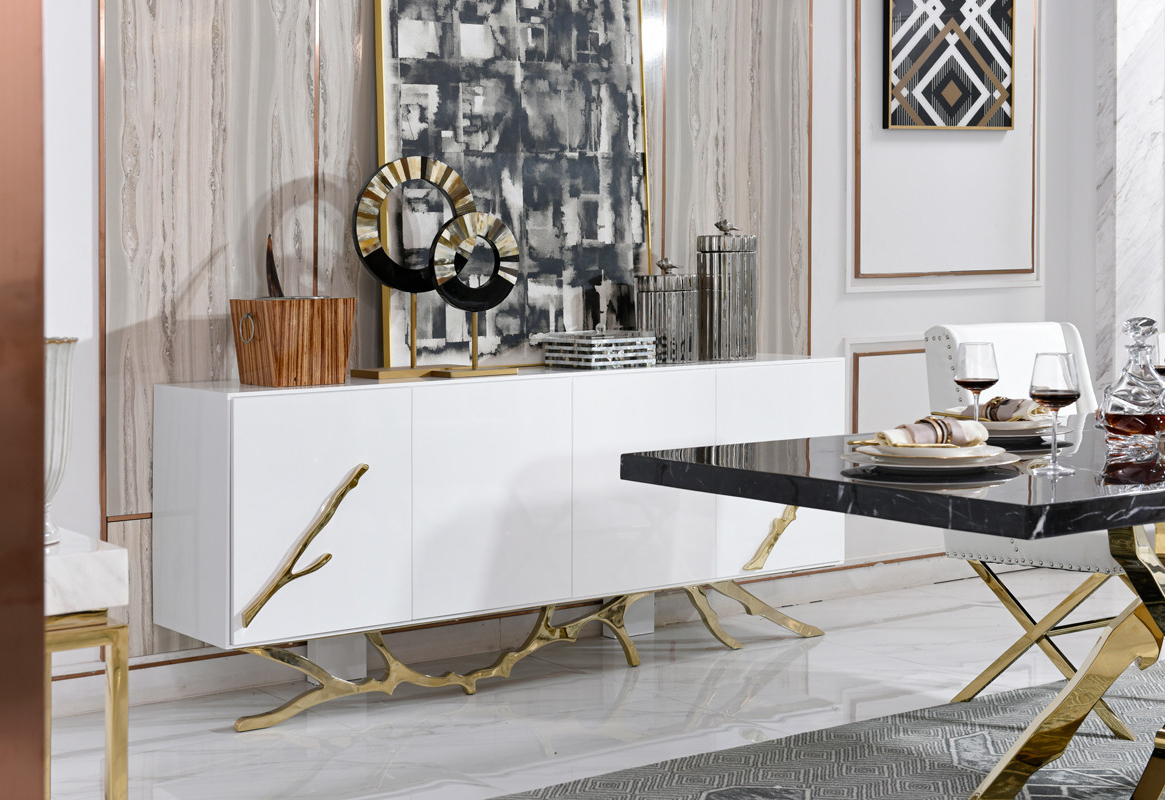 Dining Room Buffets | Modern & Contemporary Buffets Furniture (View 8 of 20)