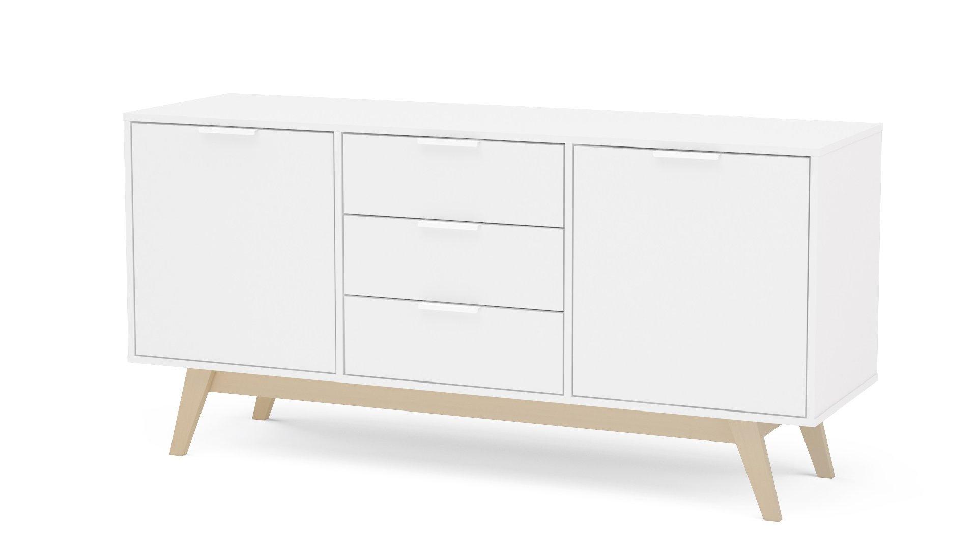 Ebenezer Sideboard Throughout Light White Oak Two Tone Modern Buffets (View 16 of 20)