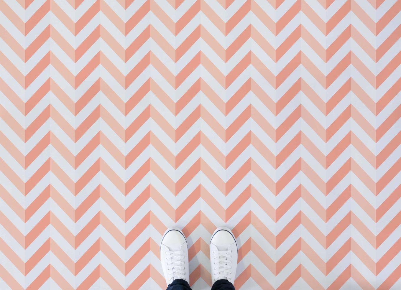 Fairground   Tiles   Vinyl Flooring, Patterned Vinyl, Vinyl Intended For Pink And White Geometric Buffets (View 19 of 20)