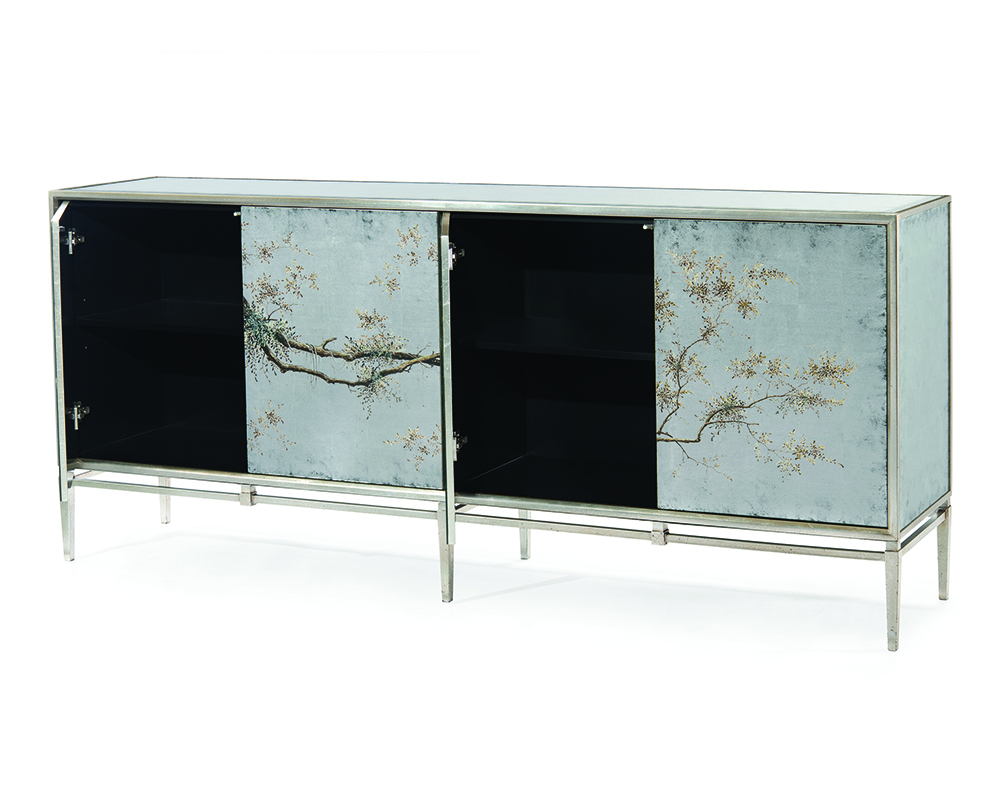 Falling Branch Credenza Within Botanical Harmony Credenzas (View 13 of 20)