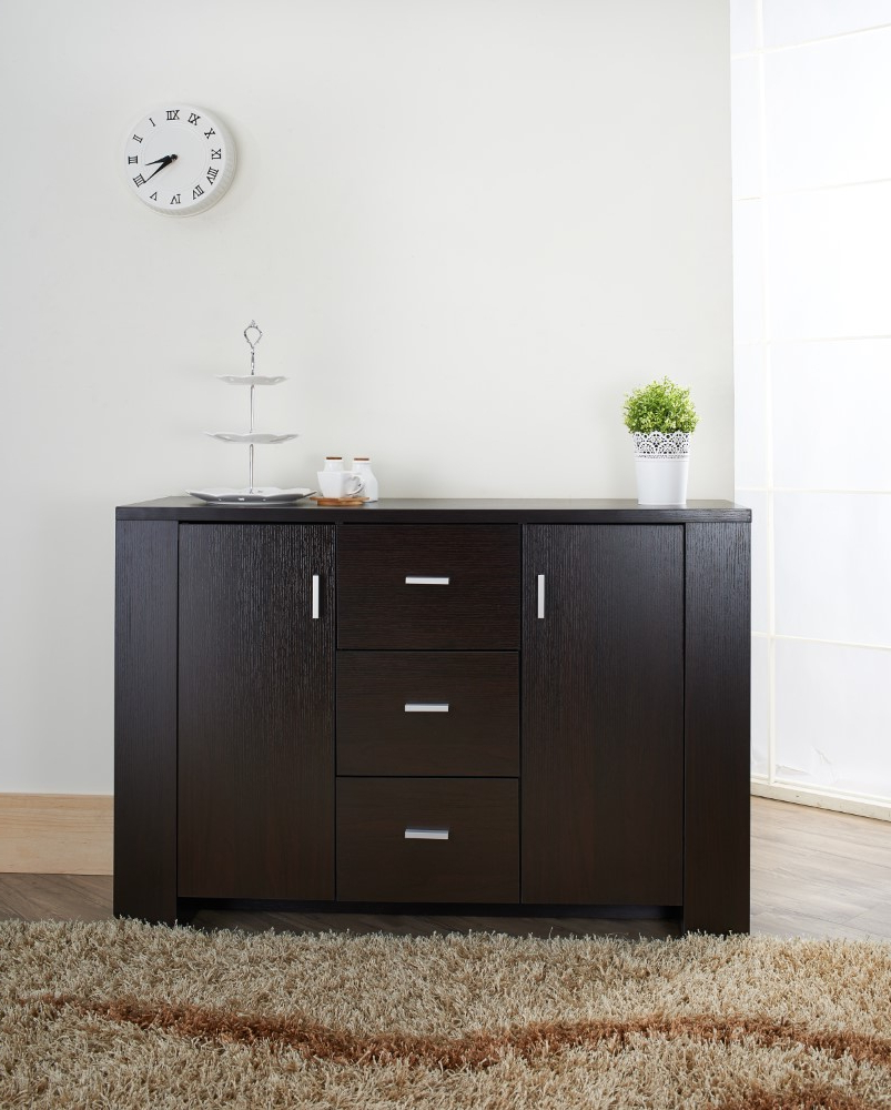 Furniture Of America – Antony Contemporary Dining Buffet In Cappuccino –  Id 11424 Throughout Contemporary Cappuccino Dining Buffets (View 7 of 20)