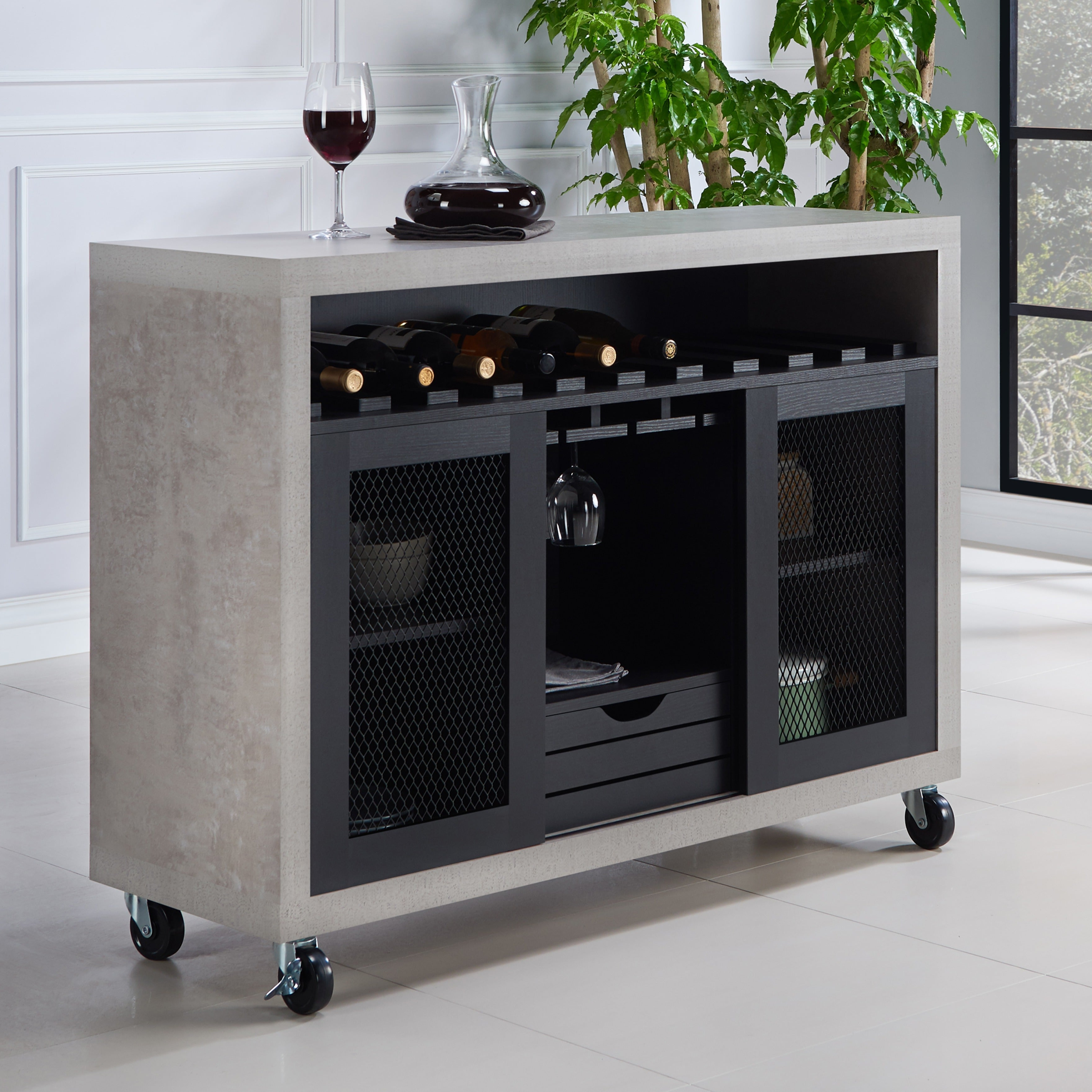 Featured Photo of Contemporary Rolling Buffets