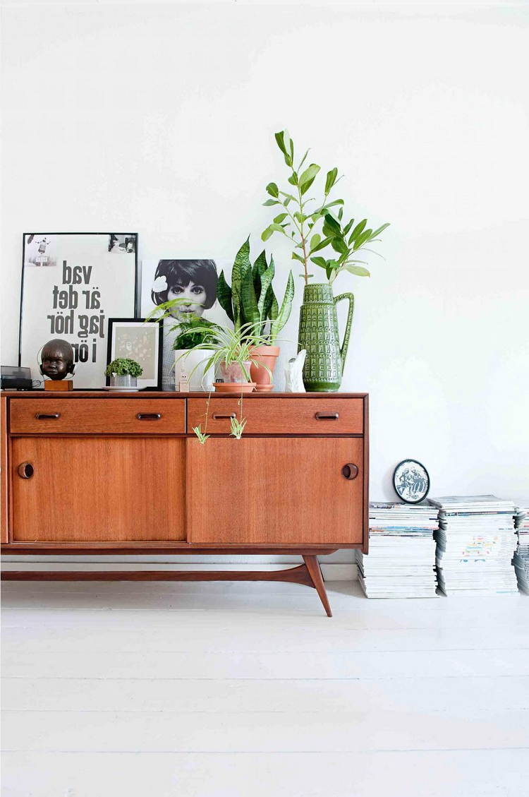 Get Inspiredthese Mid Century Modern Buffets And Cabinets Pertaining To Mid Century Buffets (View 5 of 20)