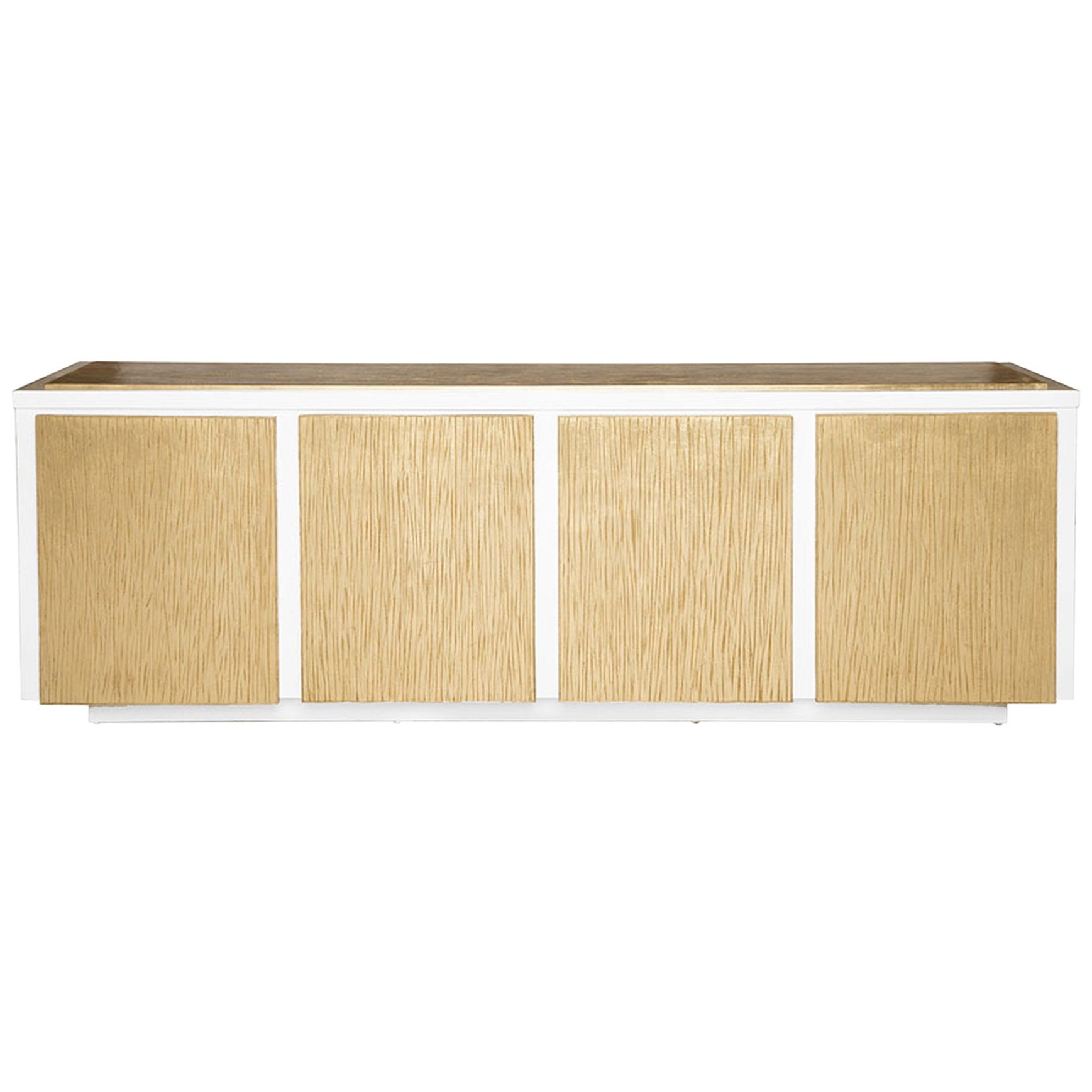 Gold Leaf Credenzas – 17 For Sale At 1Stdibs With Colorful Leaves Credenzas (View 15 of 20)