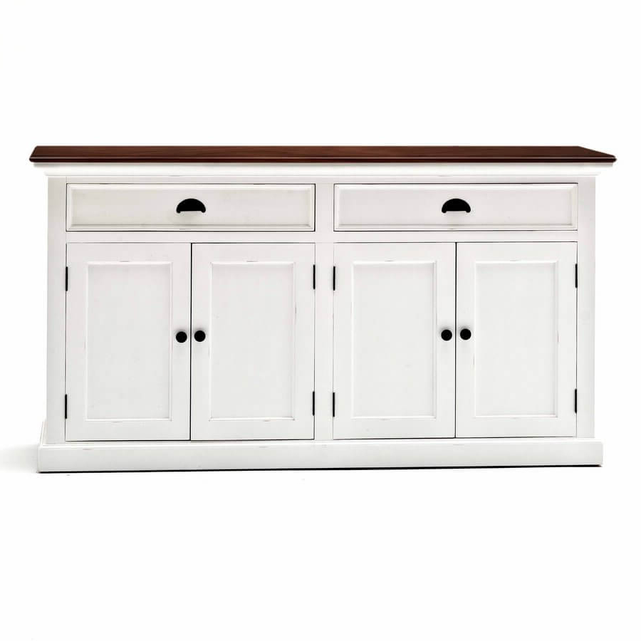 Halifax Accent Buffet In Grey Wooden Accent Buffets (View 14 of 20)