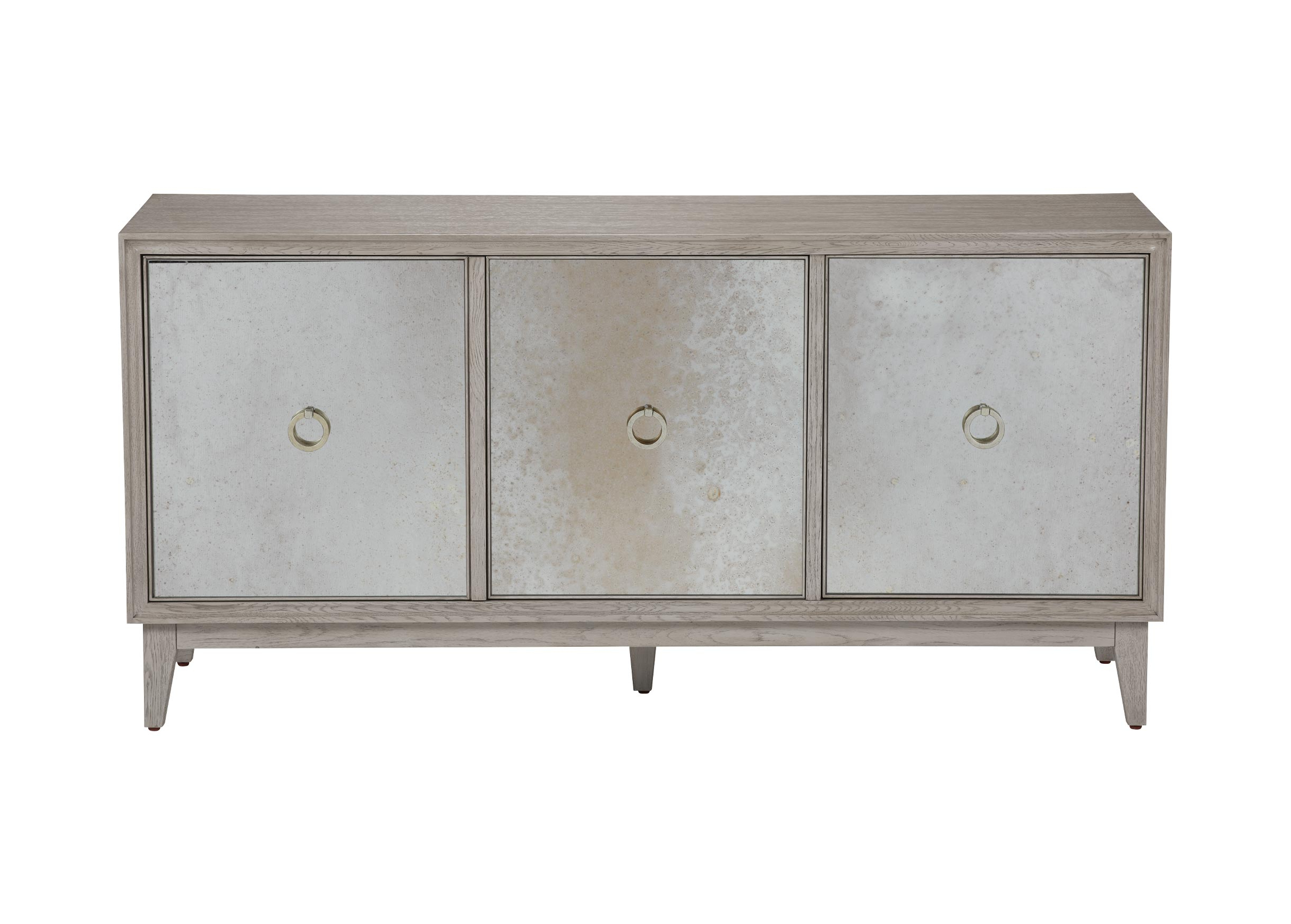Heston Mirrored Buffet | Mirrored Sideboard | Ethan Allen Pertaining To Mirrored Buffets (View 9 of 20)