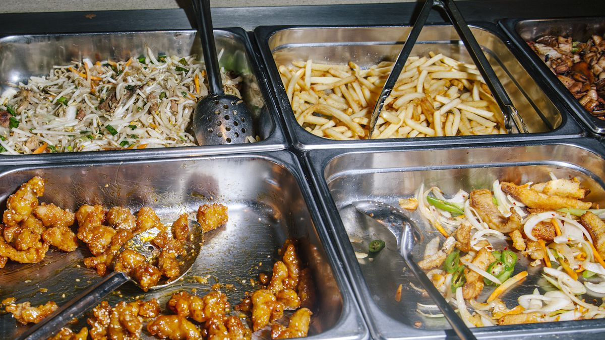 How Chinese Food Became A Mexico City Staple – Eater Within Multi Shelf Corner Buffets (View 8 of 20)