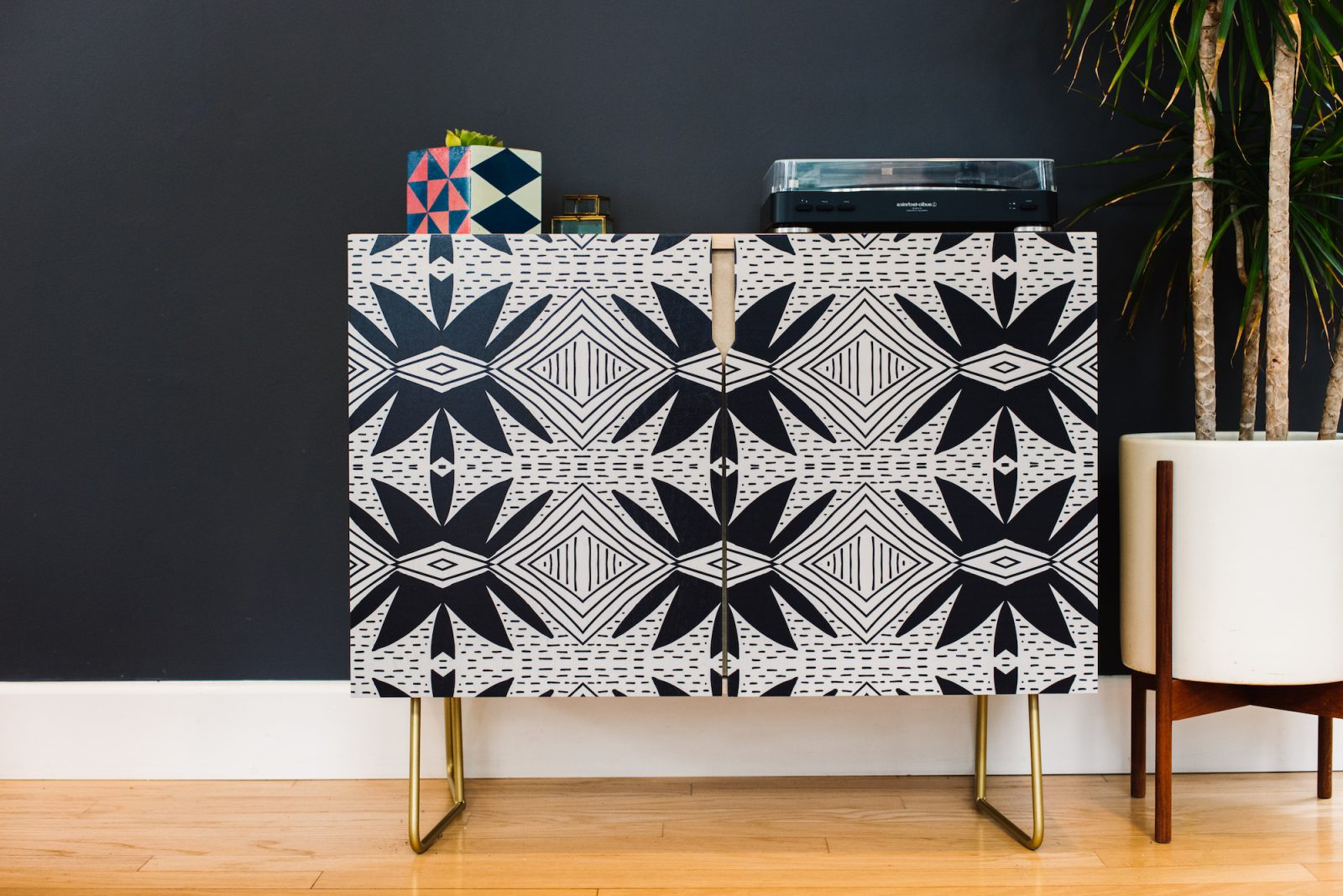 How To Build A Society6 Credenza – Society6 Blog Regarding Line Geo Credenzas (View 12 of 20)