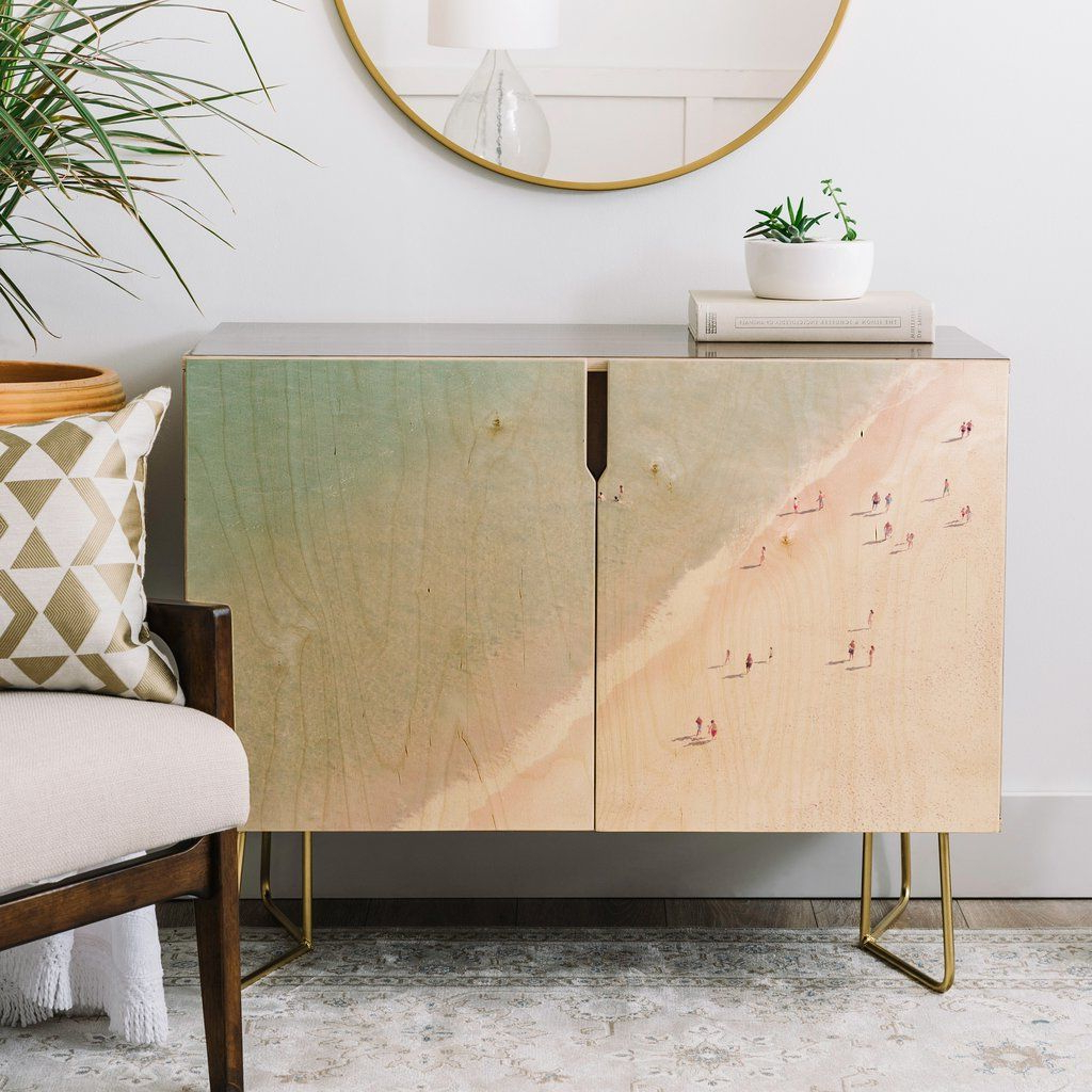 Ingrid Beddoes Beach Summer Of Love Credenza | Furniture Throughout Beach Stripes Credenzas (View 11 of 20)