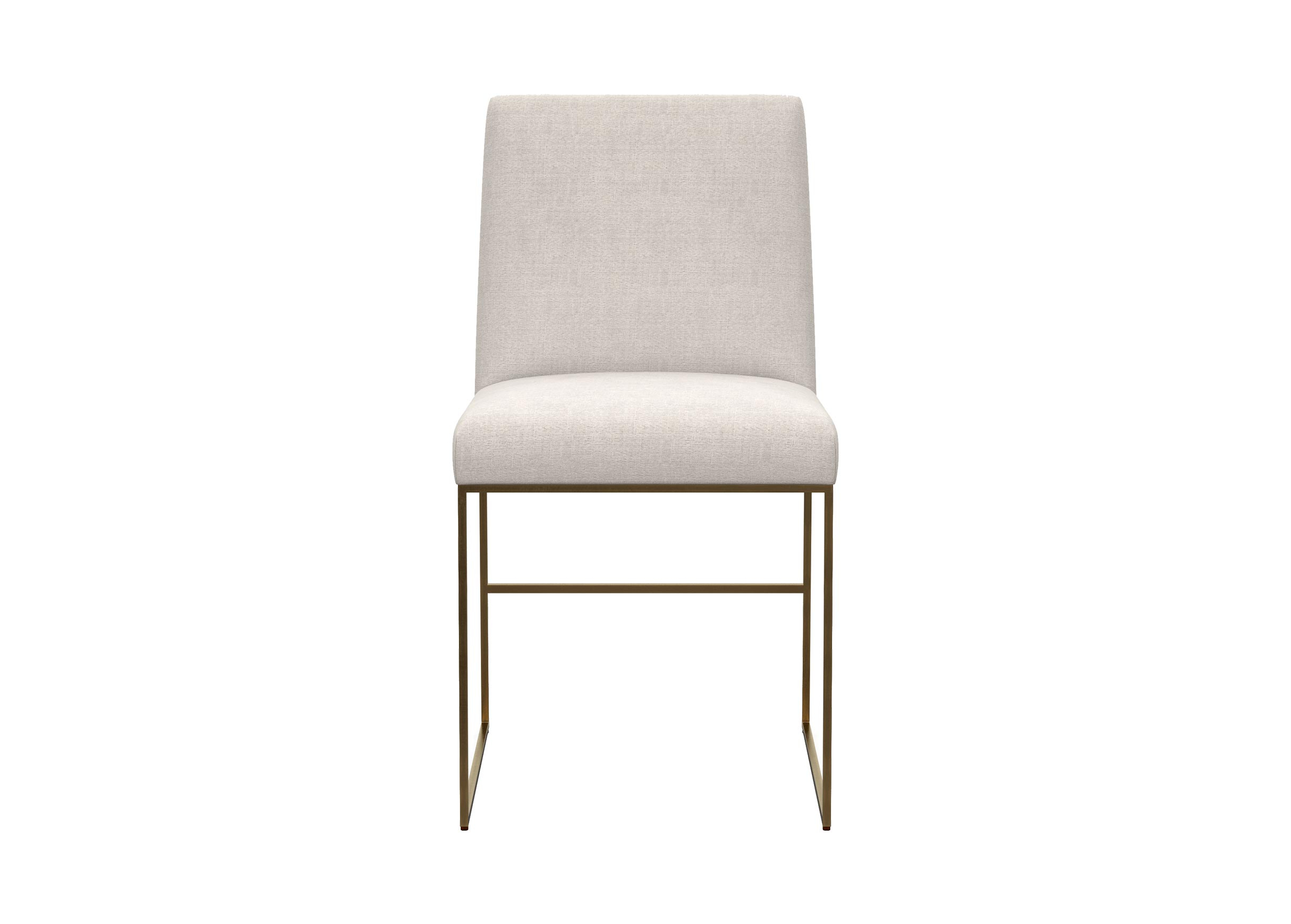 Jewel Dining Chair Metal Base Mixed Material | Ethan Allen Inside Nadine Wood And Stainless Steel Buffets (Gallery 18 of 20)
