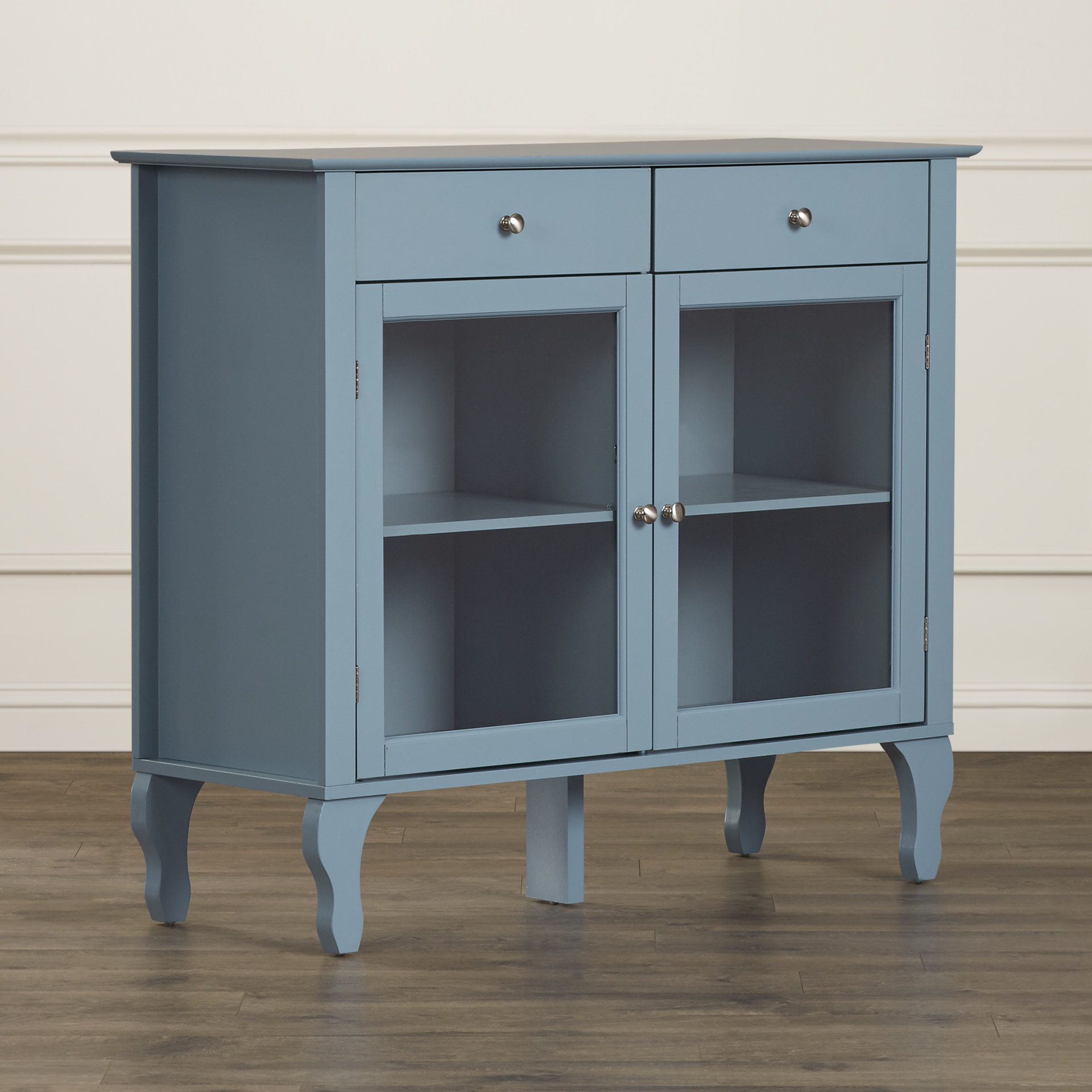 Kenya Buffet With Grey Wooden Accent Buffets (Gallery 11 of 20)