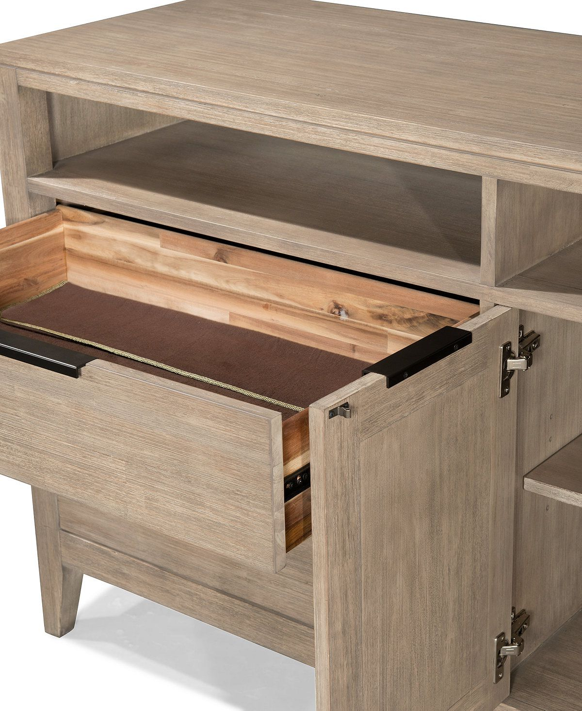 Kips Cove Buffet/tv Stand – Dining Room Collections Within Carrera Contemporary Black Dining Buffets (Gallery 20 of 20)