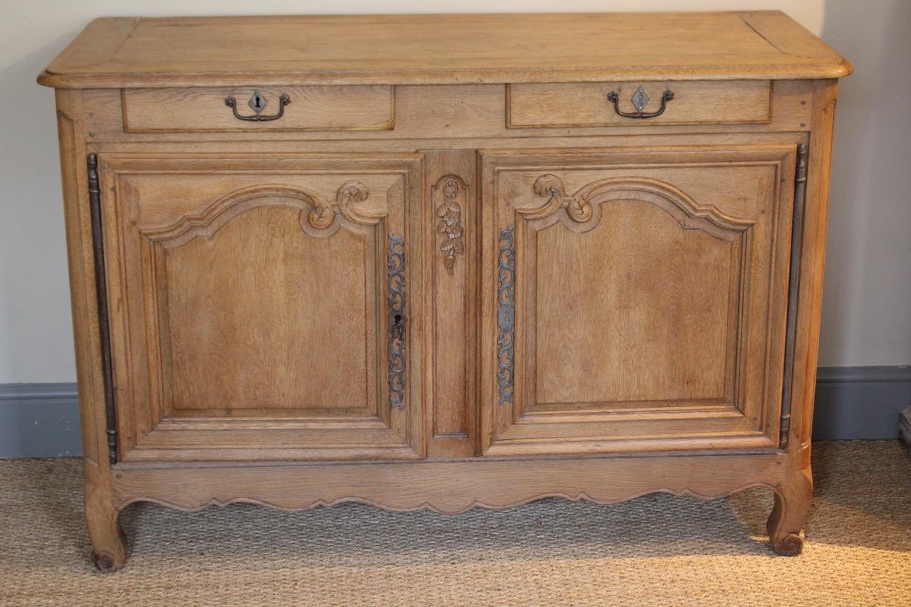 Late 18Th Century French Oak Buffet – Furniture Throughout French Oak Buffets (View 16 of 20)