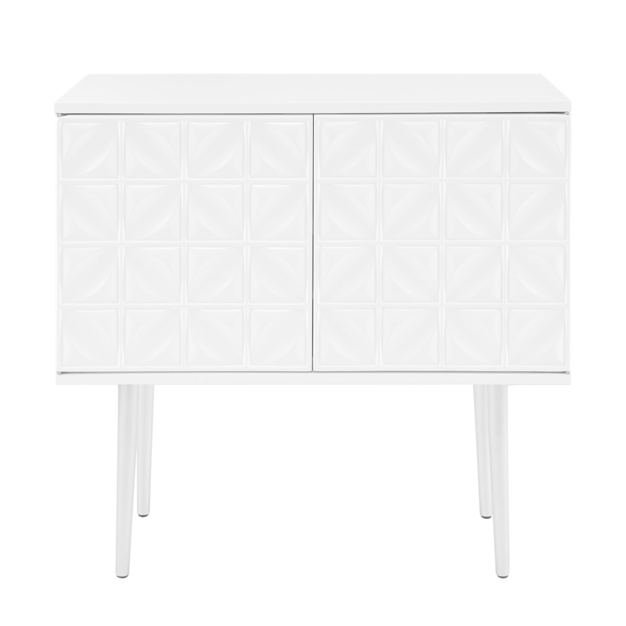 "Madison Park Mirai White Wine Cabinet – 36""w X 15""d X (View 1 of 20)"