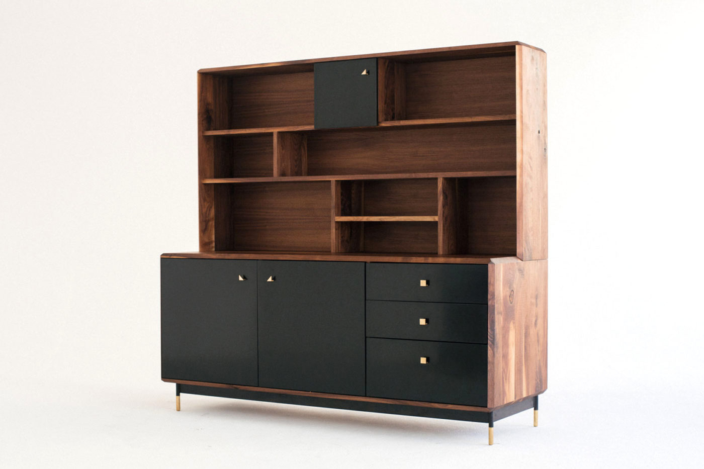 Mandelbrot Hutch Throughout Festival Eclipse Credenzas (View 14 of 20)