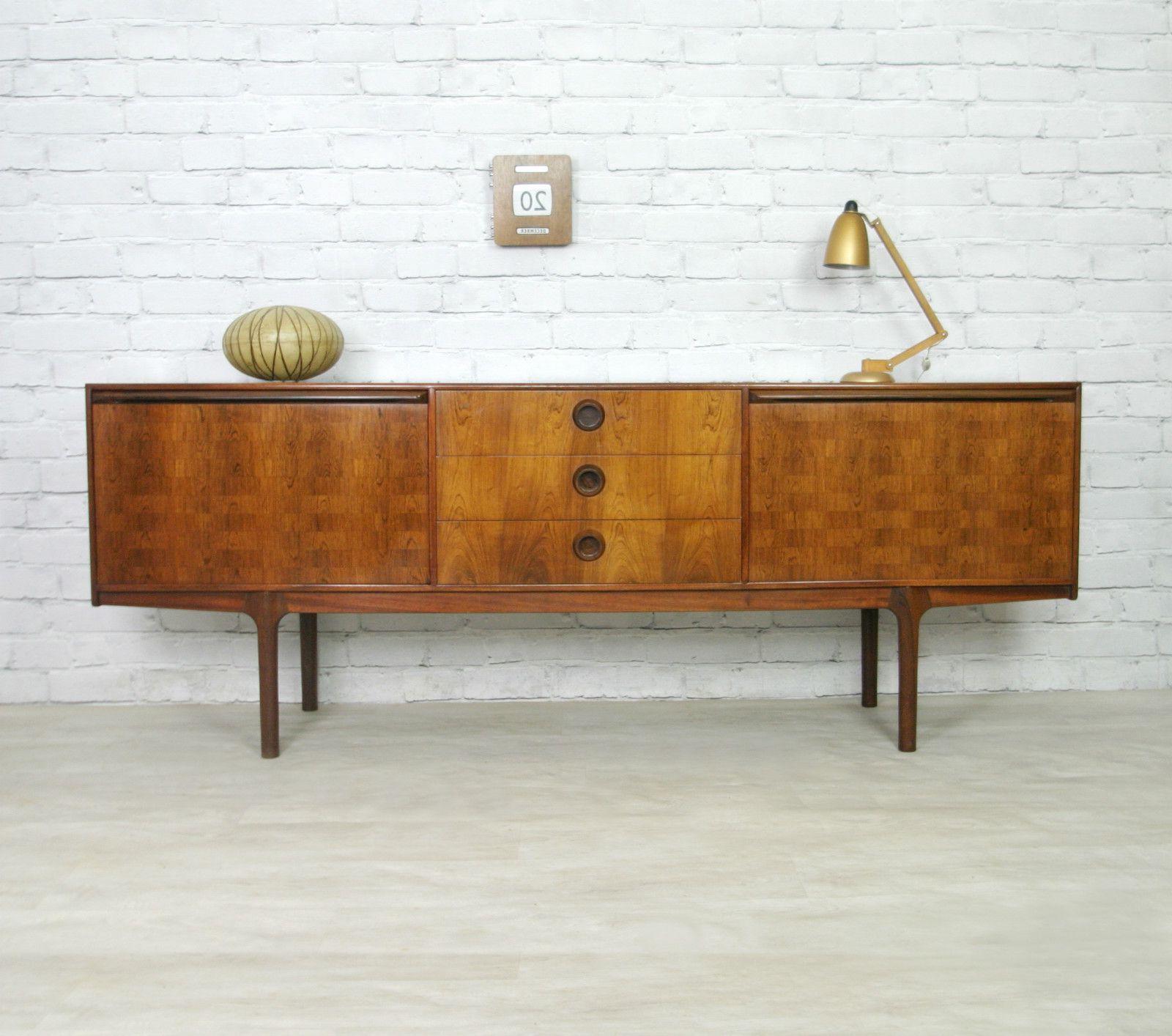 Mcintosh Rosewood Retro Vintage Teak Mid Century Danish In Mid Century Modern Scandinavian Style Buffets (View 10 of 20)
