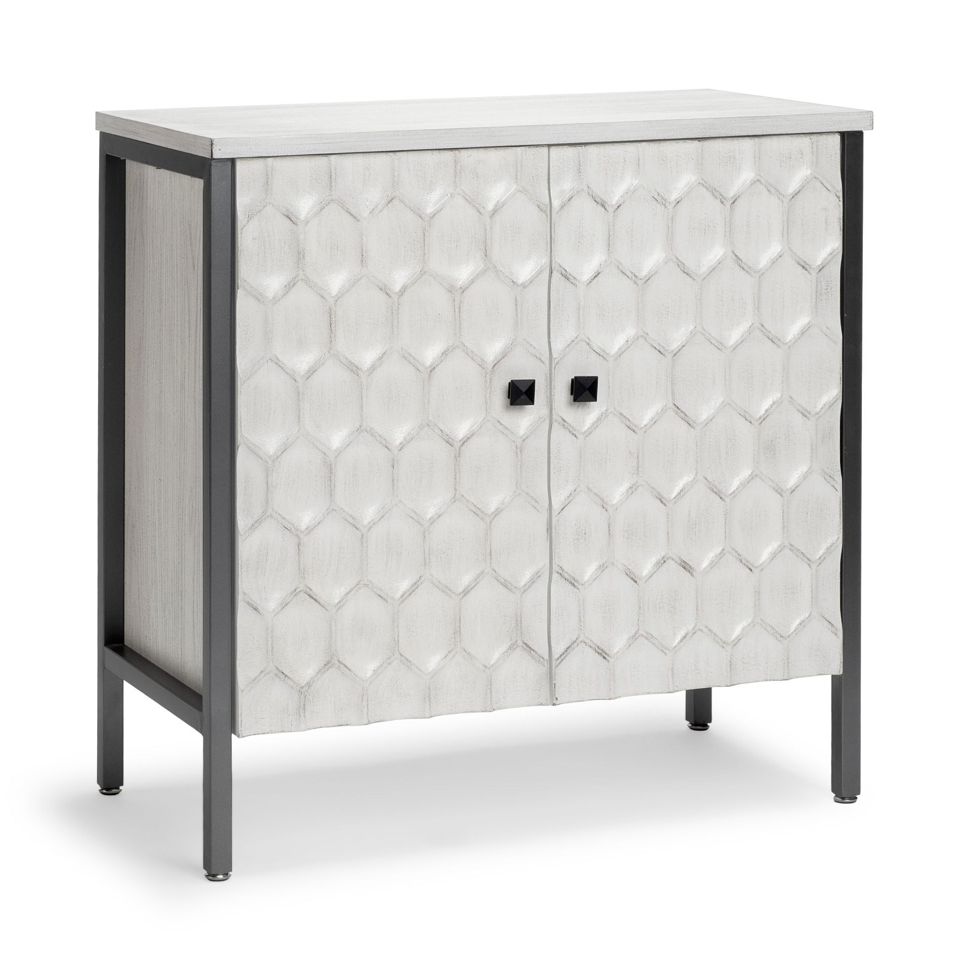 Mercana Savannah I Cabinet, Black | Products In 2019 | Home In Madison Park Mirai White Buffets (View 12 of 20)