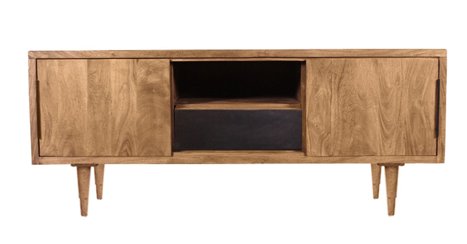 Mid Century Sideboard 60er Look In 2019 | Wohnen Im Mid With Mid Century Brown Sideboards (View 16 of 20)