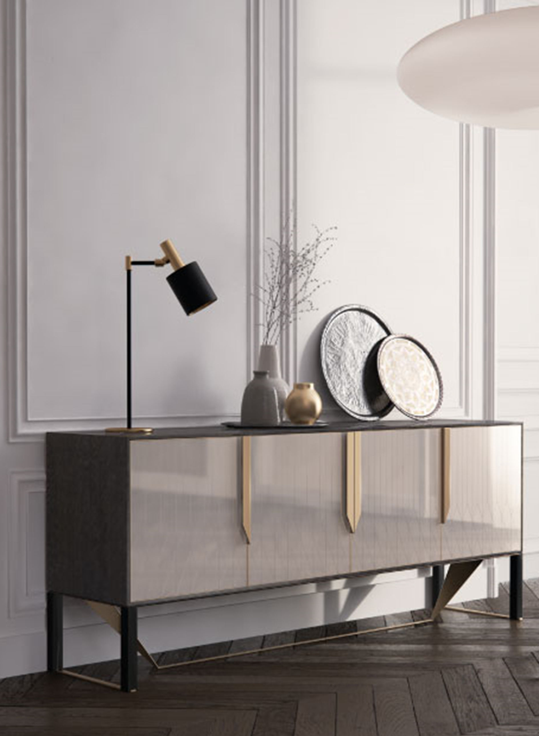 Modern Buffet Table   Chester   Sideboard Furniture, Home With Modern Natural Oak Dining Buffets (View 17 of 20)