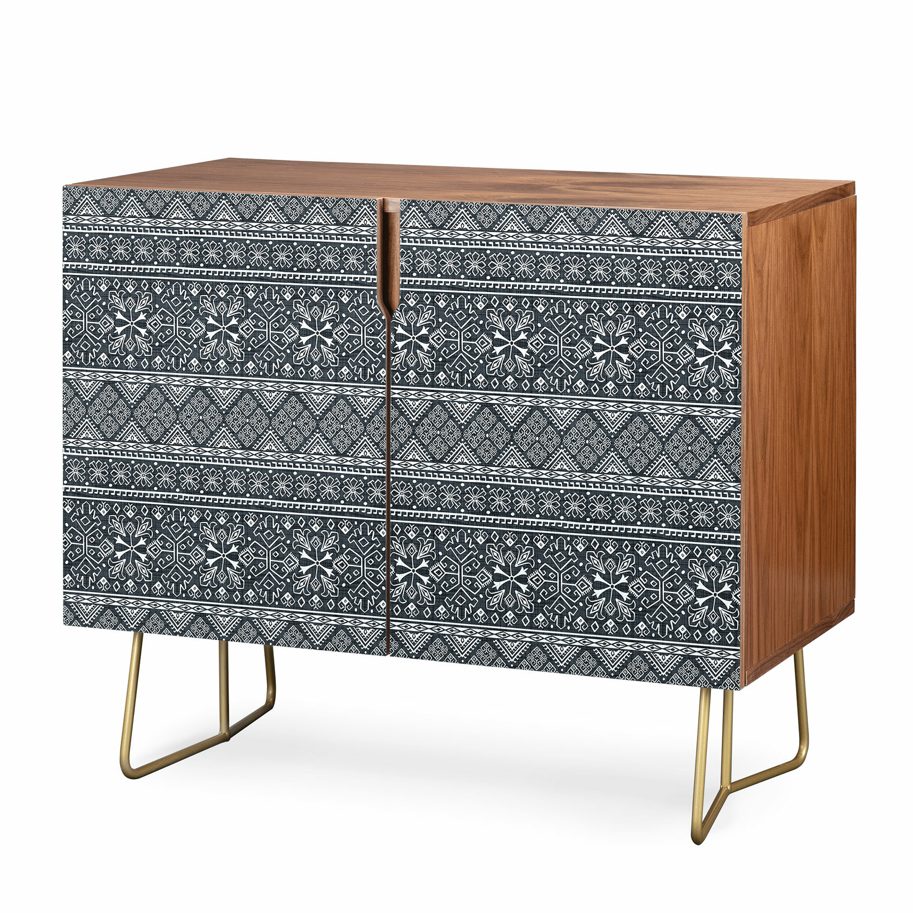 Modern East Urban Home Sideboards + Buffets | Allmodern Throughout Modele 7 Geometric Credenzas (View 15 of 20)