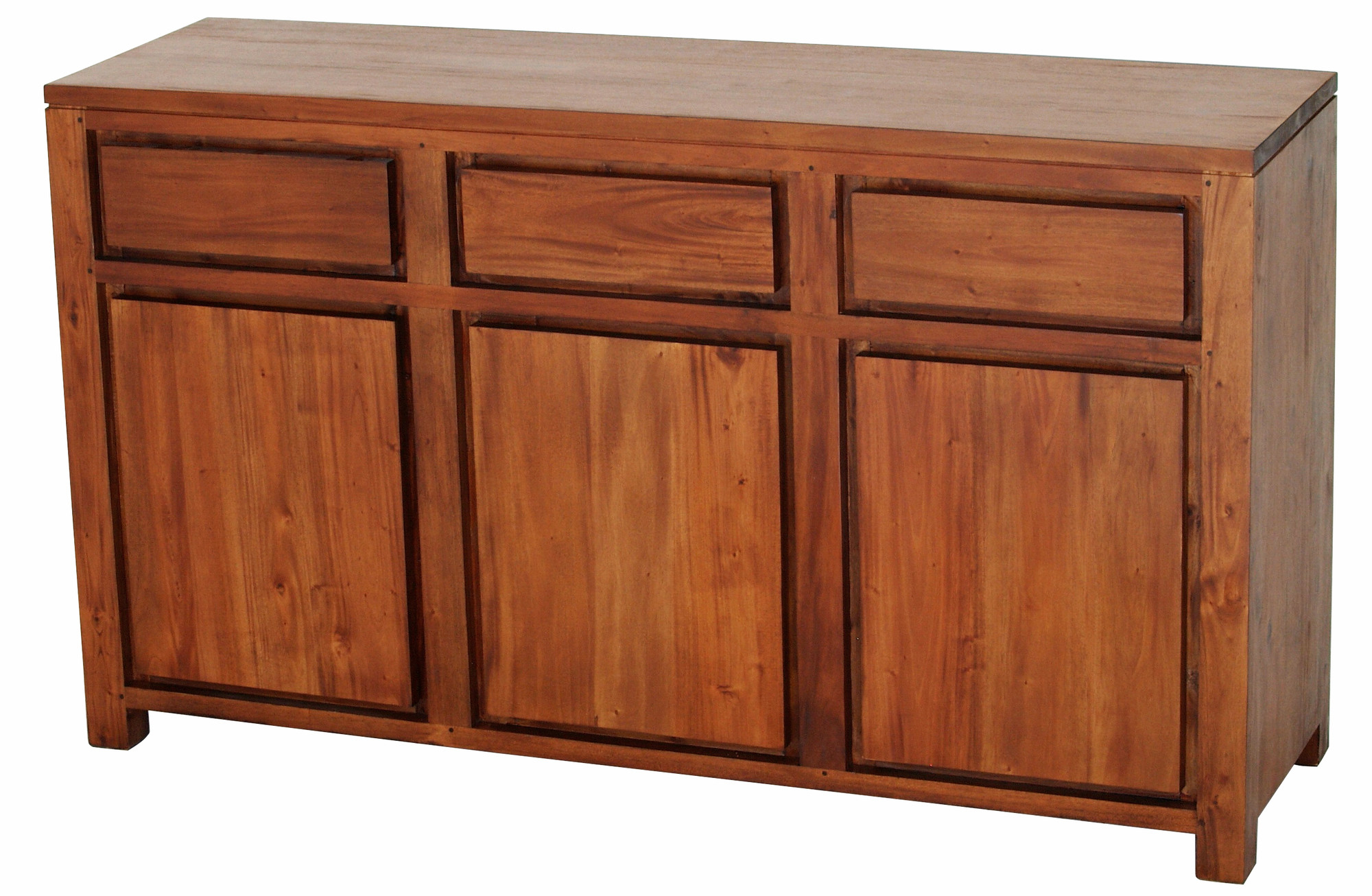 Nicolette Belgium 3 Drawer Buffet Within 3 Drawer Storage Buffets (View 15 of 20)