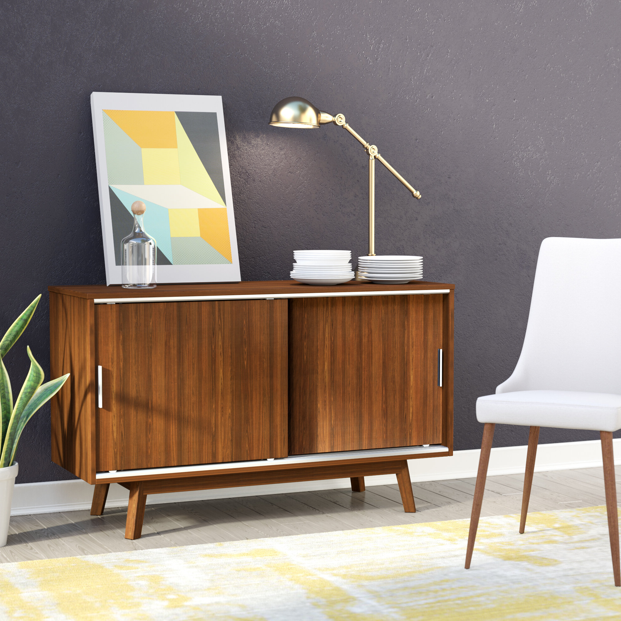 Norwell Credenza Regarding Bright Angles Credenzas (View 16 of 20)