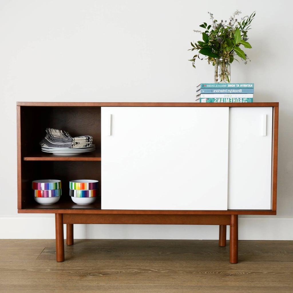 Novogratz Baxter Credenza   Best Furniture Under $200 In Emerald Cubes Credenzas (View 19 of 20)