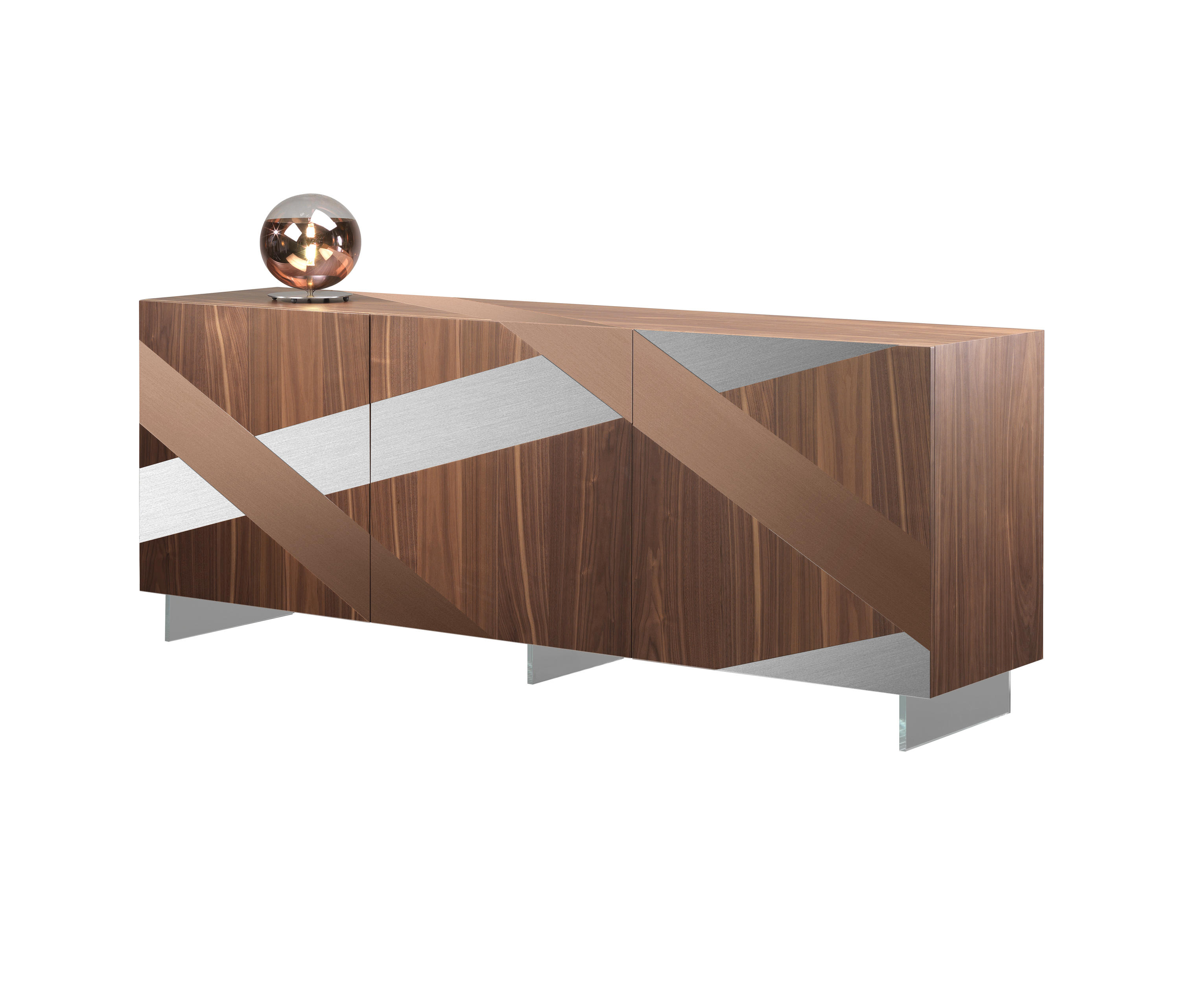 Ramo Buffet – Sideboards / Kommoden Von Reflex | Architonic In Copper Leaf Wood Credenzas (View 18 of 20)