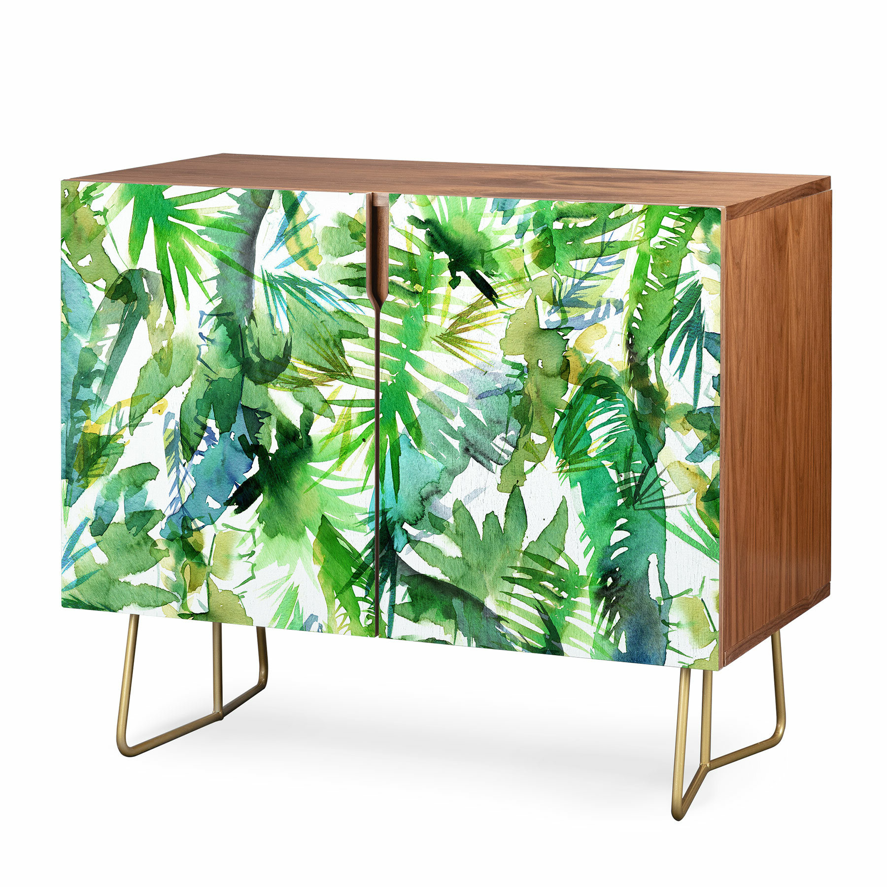 Schatzi Vibe Of The Jungle Credenza Intended For Neon Bloom Credenzas (View 9 of 20)