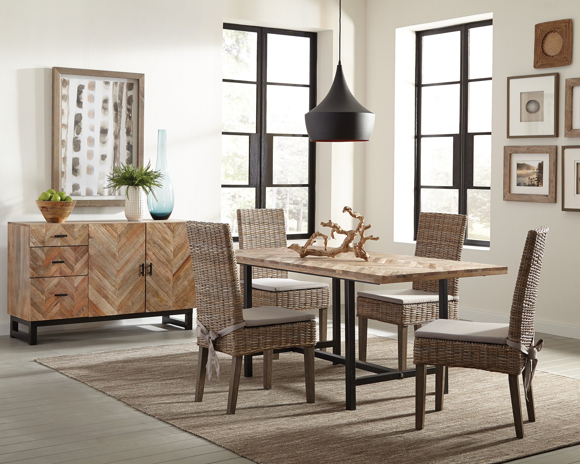 Sideboards & Buffets: Dining Room Furniture – Goedeker's Intended For Contemporary Multi Storage Dining Buffets (View 20 of 20)