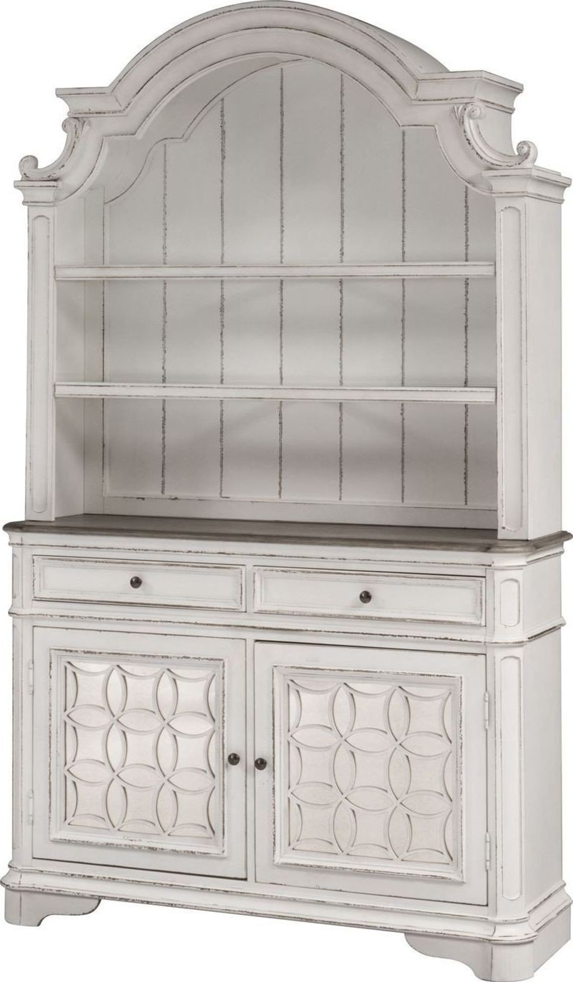 Simple Living Antique White Kendall Buffet Free Shipping With Simple Living Antique White Kendall Buffets (View 8 of 20)
