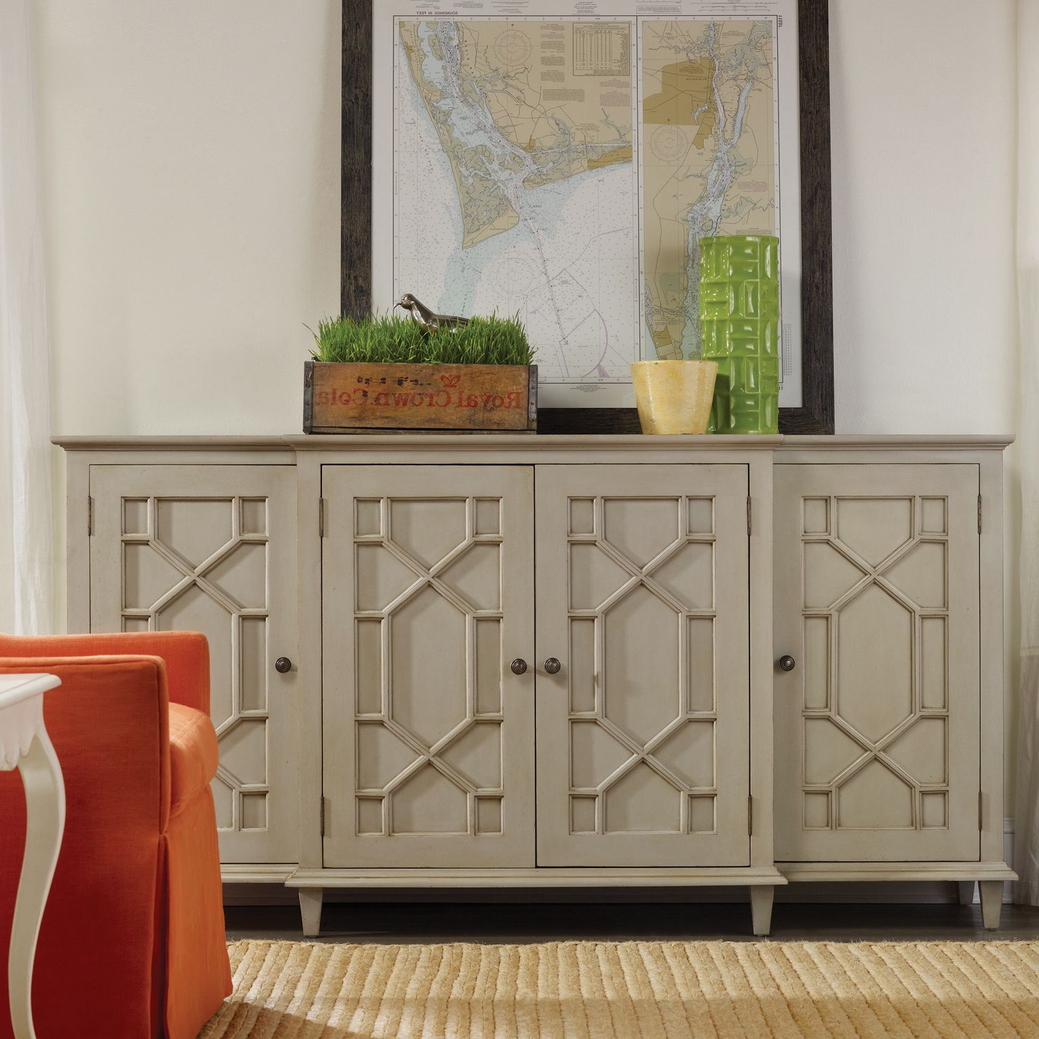 Somerset Bay Portland Sideboard @layla Grayce Comes In Many Intended For Simple Living Layla Black Buffets (View 15 of 20)