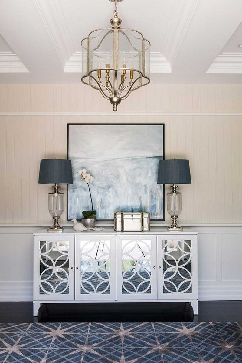 The Best Mirrored Buffets And Sideboards On Pinterest In Mirrored Buffets (View 18 of 20)
