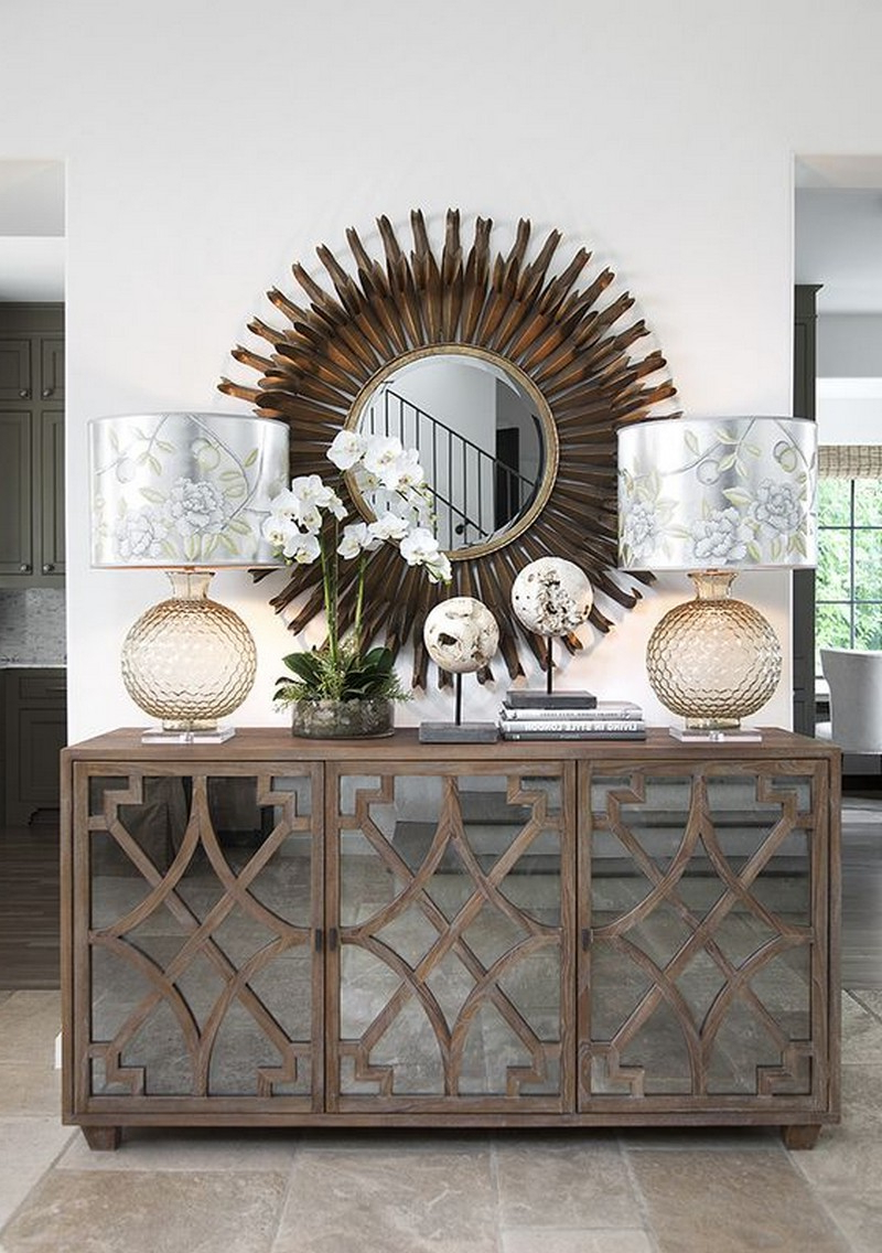 The Best Mirrored Buffets And Sideboards On Pinterest Inside Mirrored Buffets (View 19 of 20)