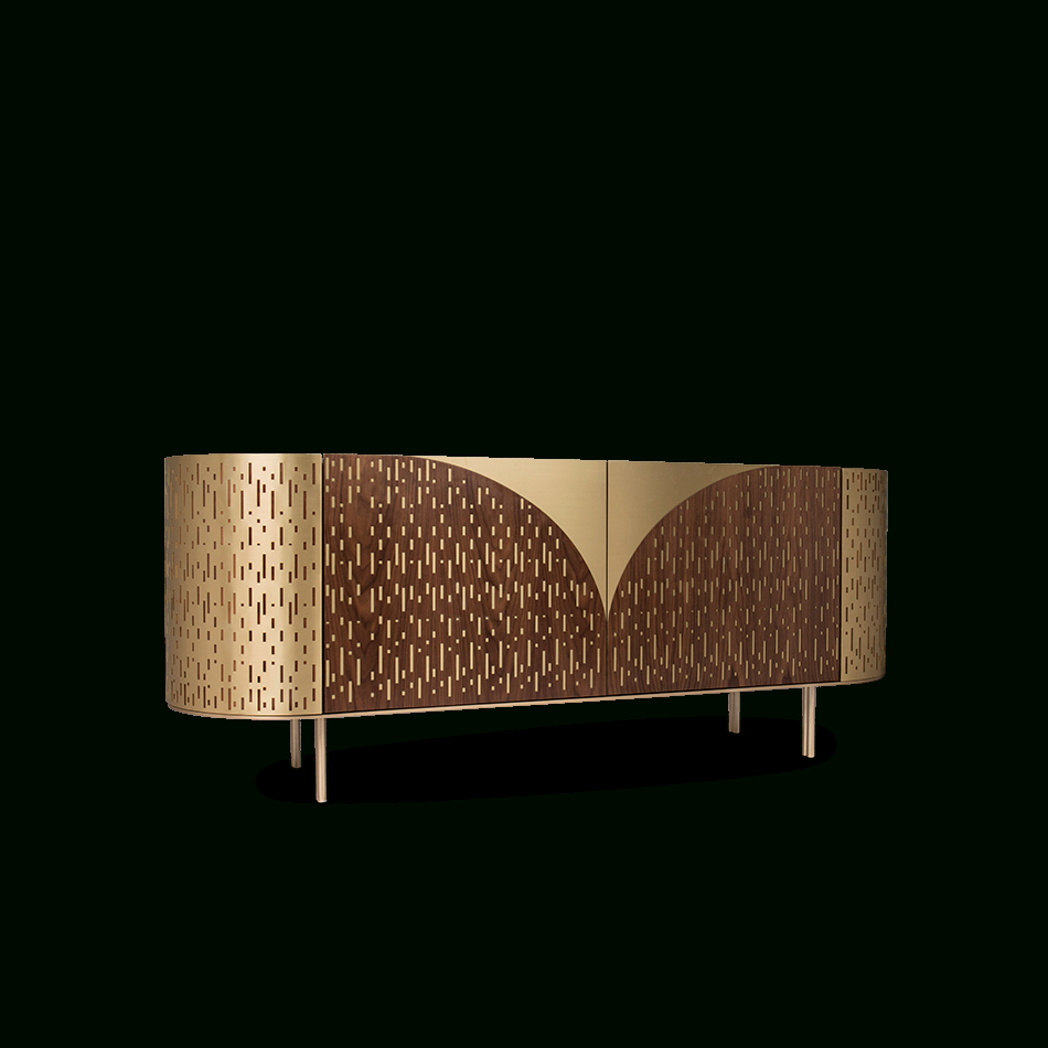Vincent Sideboard | Essential Home | Mid Century Furniture Intended For Ocean Marble Credenzas (View 19 of 20)
