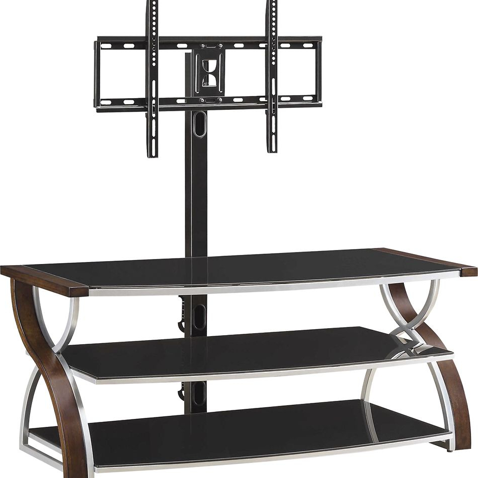 The 8 Best Tv Stands Of 2020 Within Eutropios Tv Stand With Electric Fireplace Included (View 17 of 20)