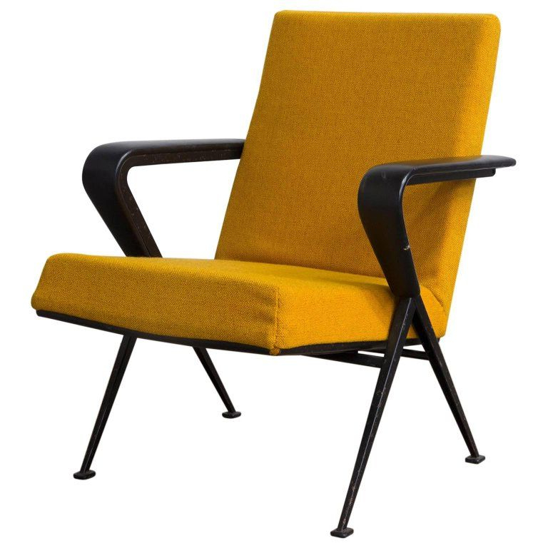 1969 Friso Kramer, Ahrend De Cirkel Repose Lounge Armchair Inside Harmoni Armchairs (View 15 of 20)