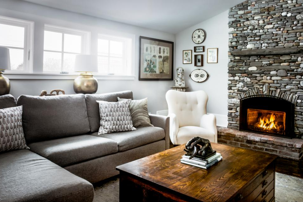 20 Furniture Pieces That Never Go Out Of Style | Hgtv Pertaining To Starks Tufted Fabric Chesterfield Chair And Ottoman Sets (View 6 of 20)