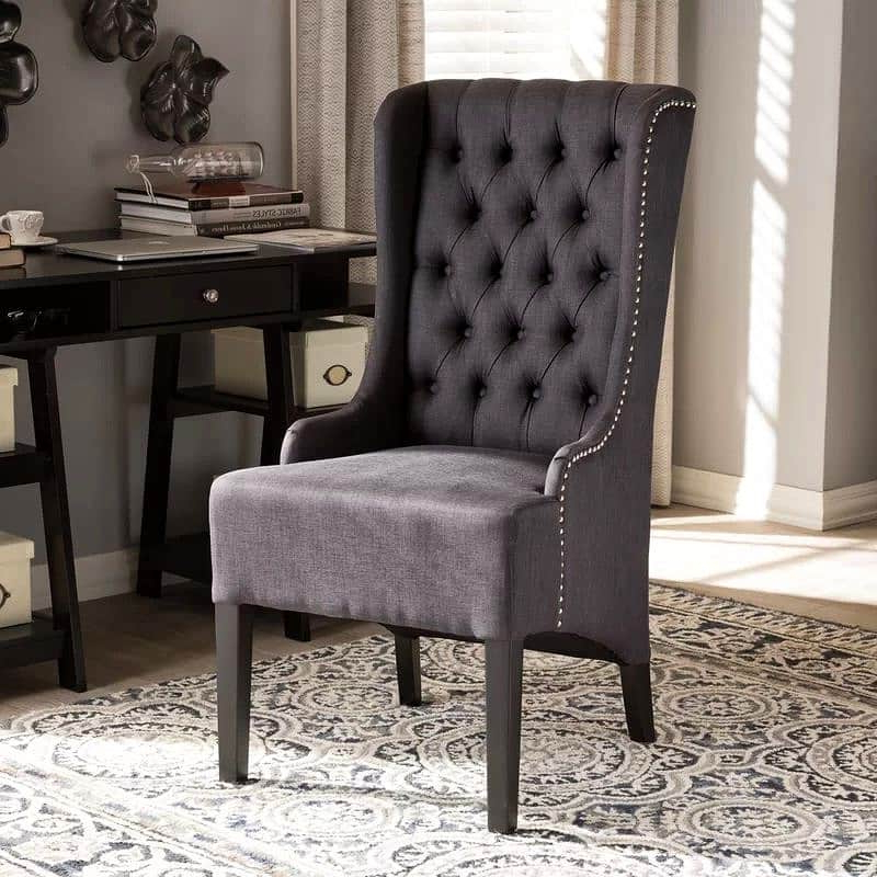 21 Top Wingback Chair List | Décor Outline Throughout Saige Wingback Chairs (View 16 of 20)