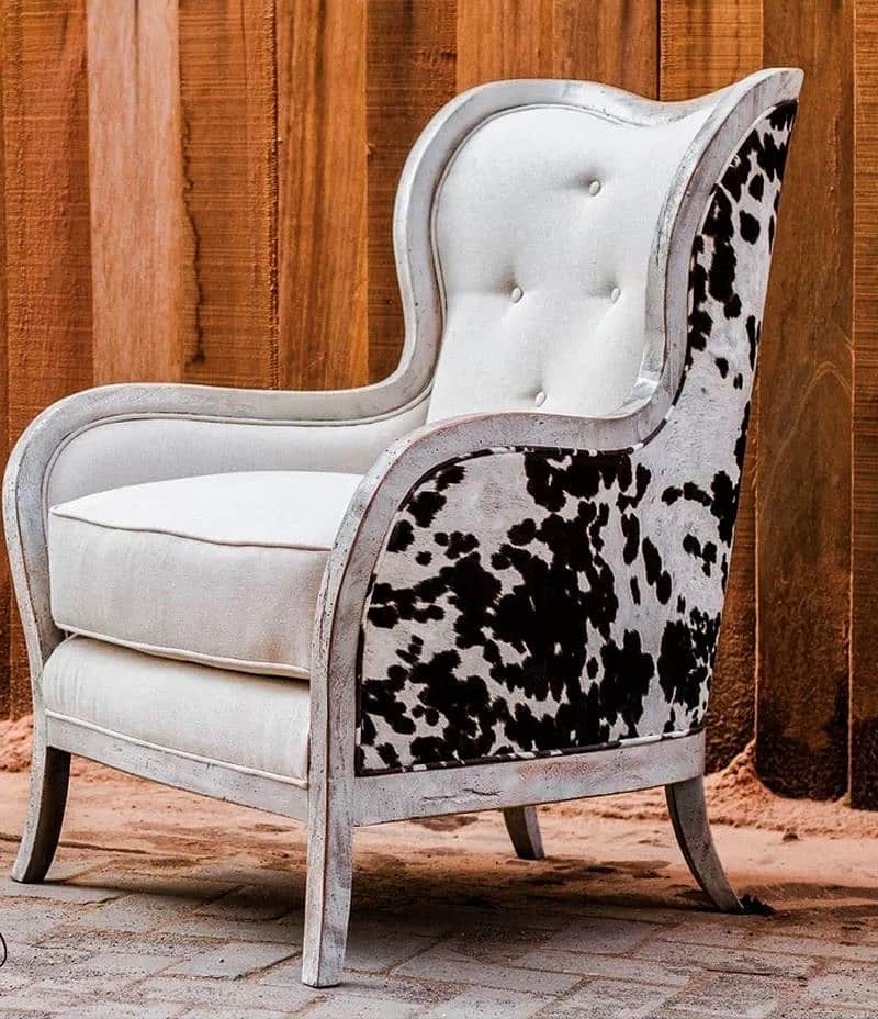 21 Top Wingback Chair List | Décor Outline With Saige Wingback Chairs (View 14 of 20)