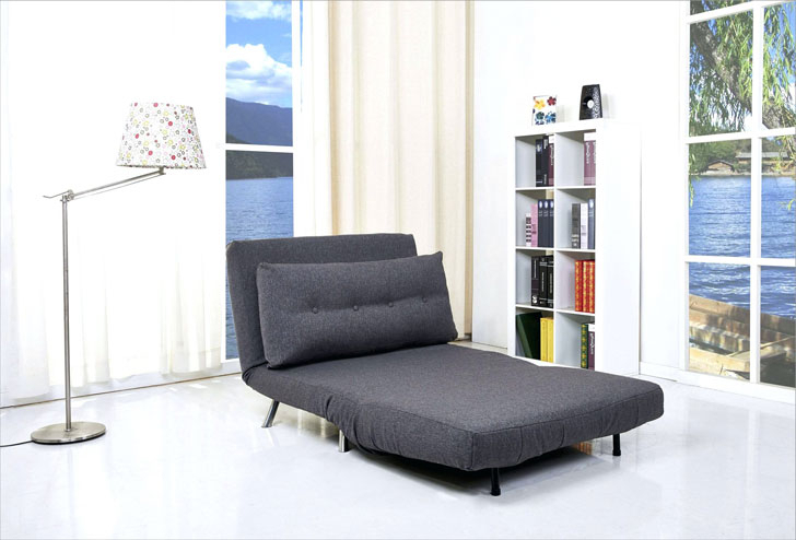 25 Best Convertible Sleeper Chairs For Adults You Can Buy! For Longoria Convertible Chairs (View 20 of 20)