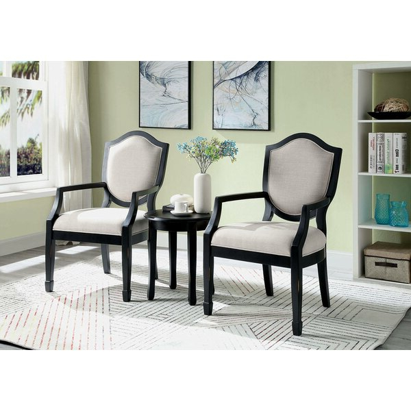 3 Piece Armchair Set Pertaining To Ragsdale Armchairs (View 12 of 20)