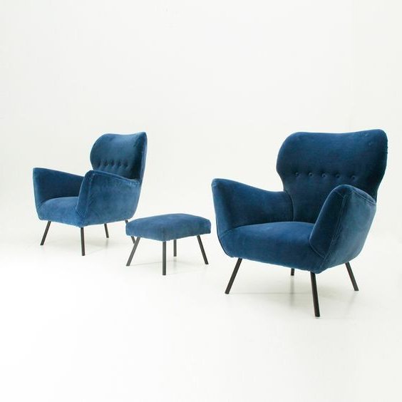 54 Urban Modern Armchairs To Inspire – Home Decor Ideas Throughout Modern Armchairs And Ottoman (View 14 of 20)