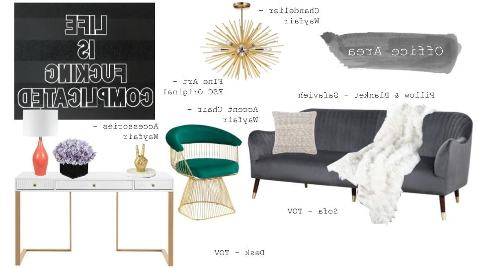 550 West 29th Street – Elizabeth Sutton Collection Regarding Indianola Modern Barrel Chairs (View 19 of 20)