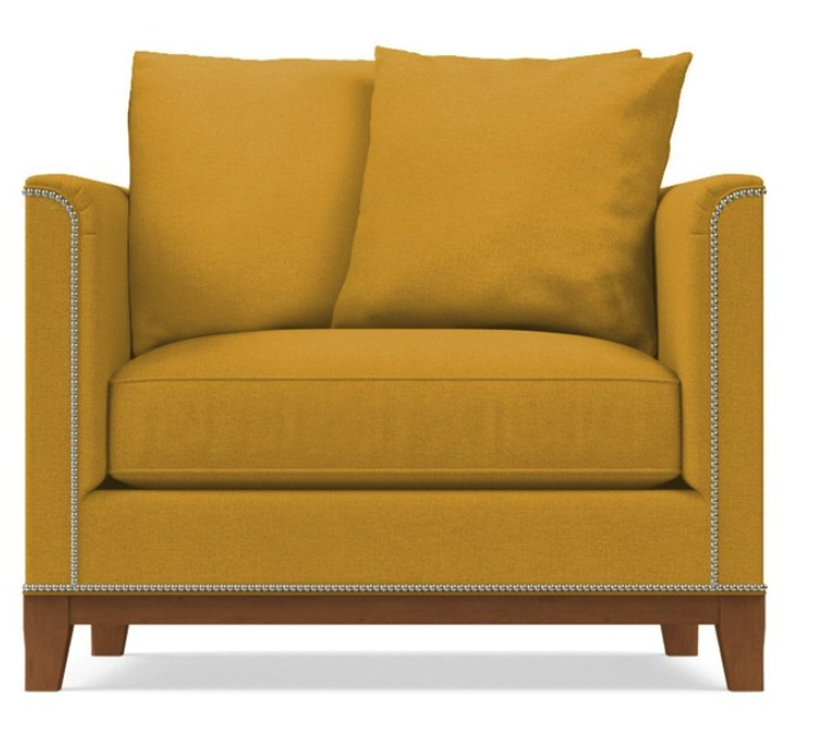 6 Mustard Yellow Accent Chairs For Stylish Homes – Cute In Giguere Barrel Chairs (View 12 of 20)