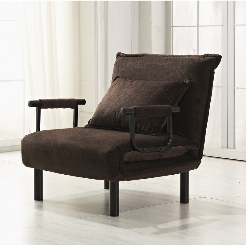 8 Best Sleeper Chairs In Onderdonk Faux Leather Convertible Chairs (View 20 of 20)