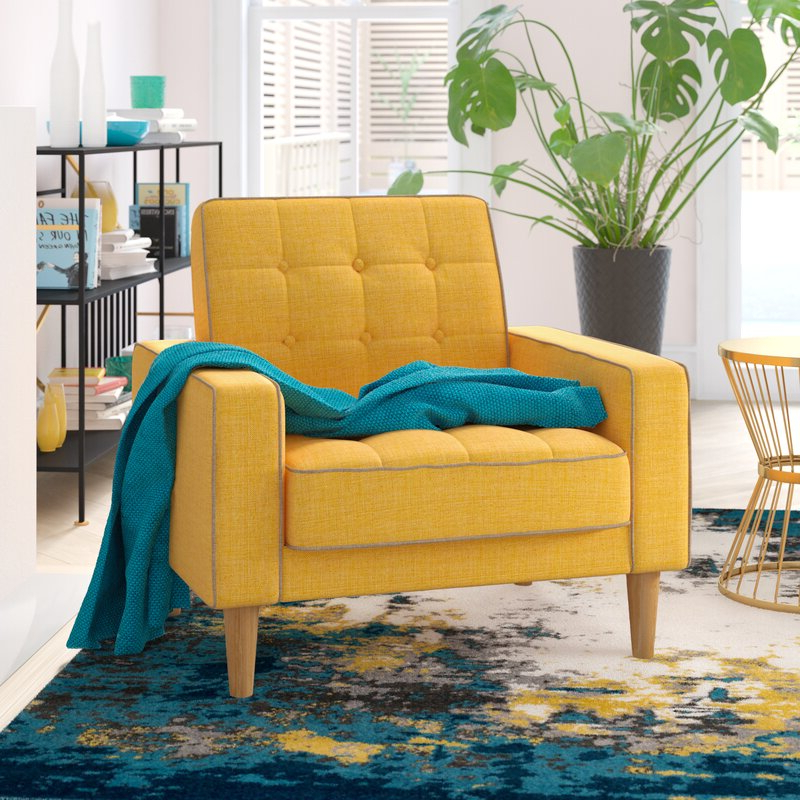8 Best Sleeper Chairs Throughout Bolen Convertible Chairs (View 8 of 20)