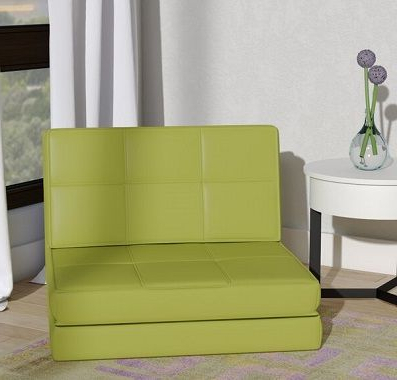 9 Convertible Chairs Perfect For Sitting, Lounging Or Inside Bolen Convertible Chairs (View 16 of 20)