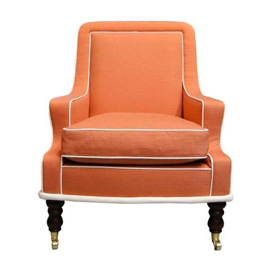 Abigail Classic Armchair | Classic Armchair, Armchair Inside Armory Fabric Armchairs (View 16 of 20)